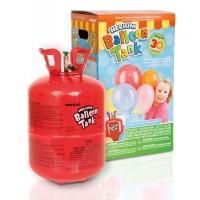 Helium Balloon Cylinder - 30 x 9'' balloons
