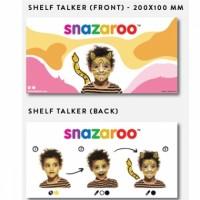 Snaz Tear Off Shelf Talker