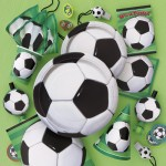 3-D Soccer