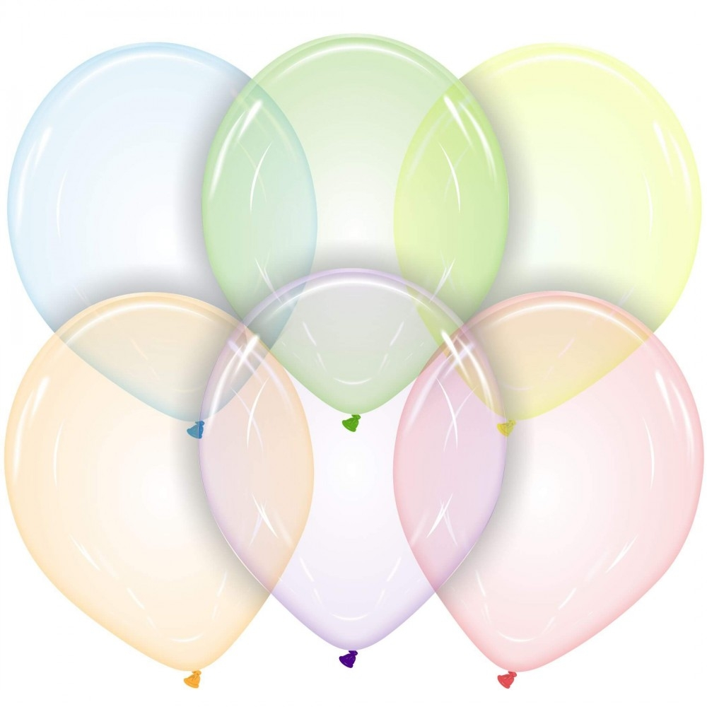 "Soap Bubbles 13"" Latex Balloons"