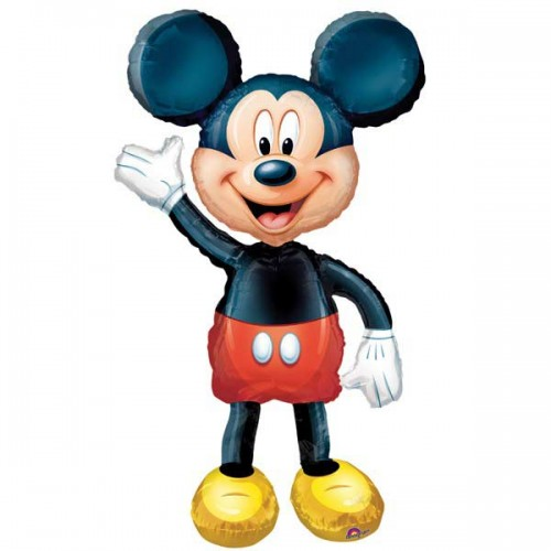 "Mickey Mouse Airwalker 38"" x 52"""