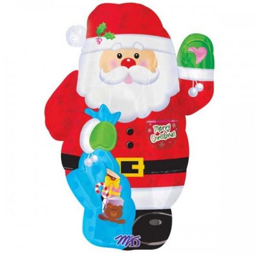 Santa Junior Shape foil