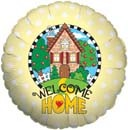 "Welcome Home - Framed - 18"" foil balloon"