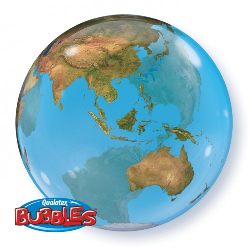 "Planet Earth 22"" Bubble"