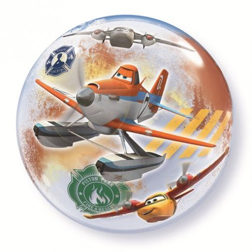 "Planes Fire and Rescue 22"" Single Bubble"