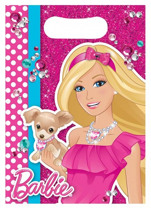 Barbie Lootbags 8CT