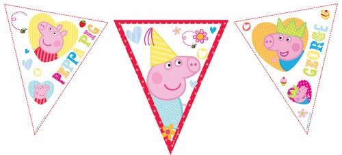 Peppa Pig Bunting