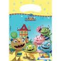 Hugglemonster Gift Bag Large (6 gift bags ,1.19 each )