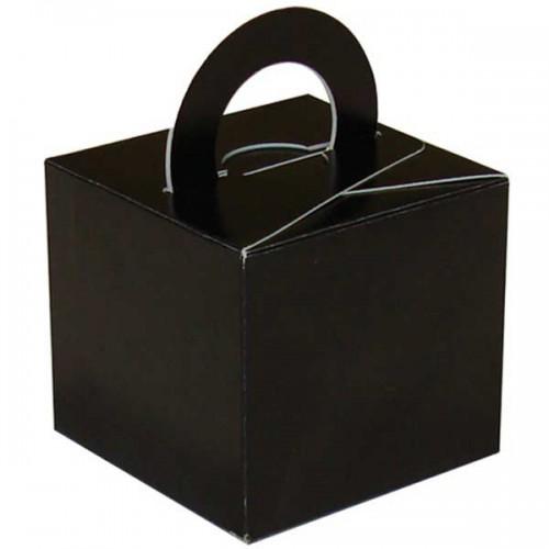 Black Balloon Weight / Gift Box 10CT