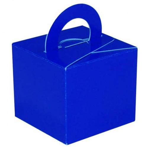 Blue Balloon Weight / Gift Box 10CT
