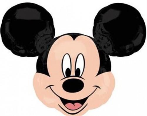 Mickey Mouse - Street Treat Shape - helium foil balloon
