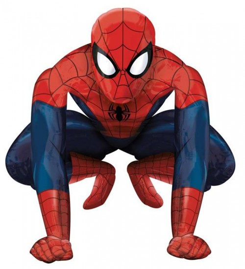 """Spider-Man Airwalker 36"""" x 36"""""""