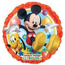 "Mickey Mouse Clubhouse - 18"" foil balloon"