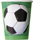 3-D Soccer 9 OZ. Cups 8 CT.
