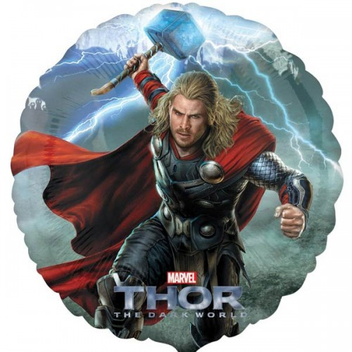 "Thor Dark World 18"" Foil Balloon"