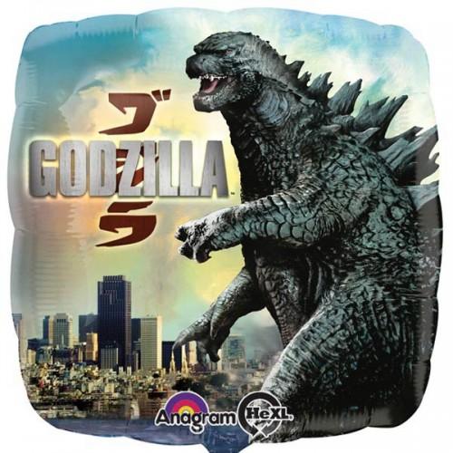 "Godzilla 18"" Foil Balloon"