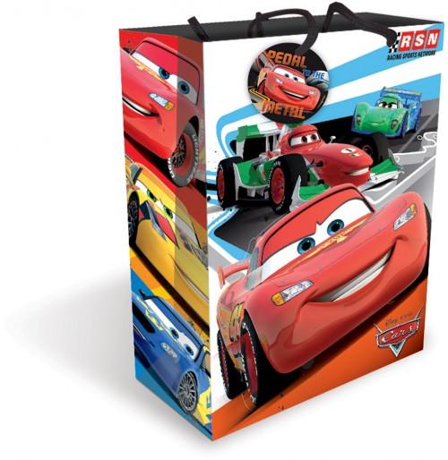 Gift BAG LARGE DISNEY CARS(6 gift bags,1.19 each)