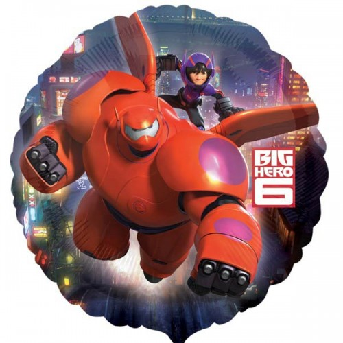 "Big Hero 6 18"" Foil Balloon"