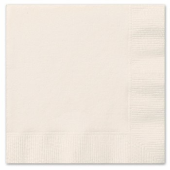 Ivory Luncheon Napkins 20 CT.