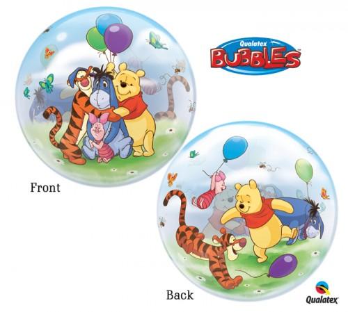 "Winnie the Pooh & Friends 22"" Bubble"