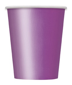 Pretty Purple 9 OZ. Cups 14 CT.