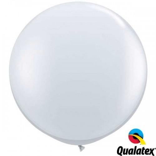 """Diamond Clear 36"""" Jewel (2CT) - Qualatex"""