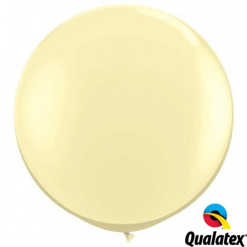 "Ivory Silk 36"" Fashion (2CT) - Qualatex"