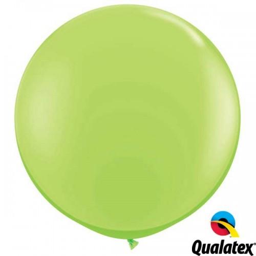 """Lime Green 36"""" Fashion (2CT) - Qualatex"""
