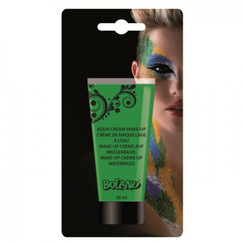Aqua Face Paint 38 ml Tube Green
