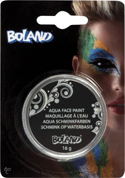 Aqua Face Paint Jar Black