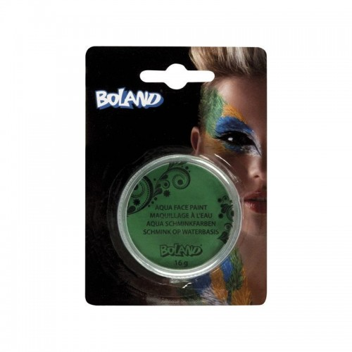 Aqua Face Paint Jar Green