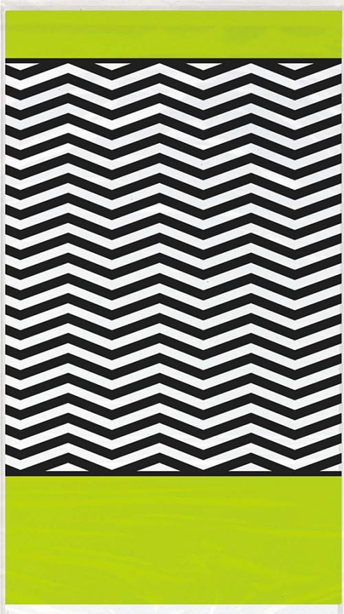 Designer Birthday Plastic Tablecover
