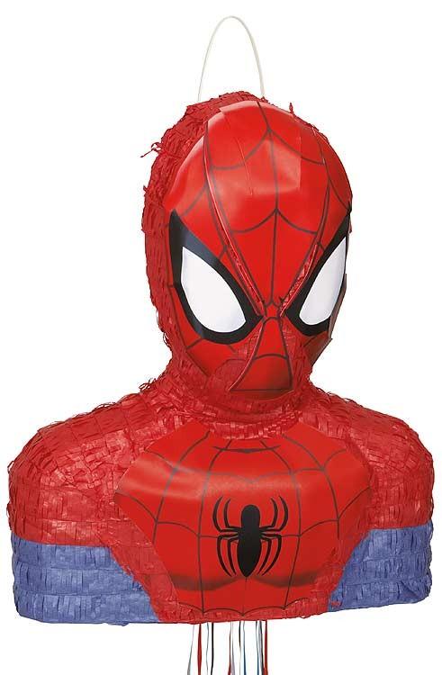 Ultimate Spider-Man 3D Pull Piñata
