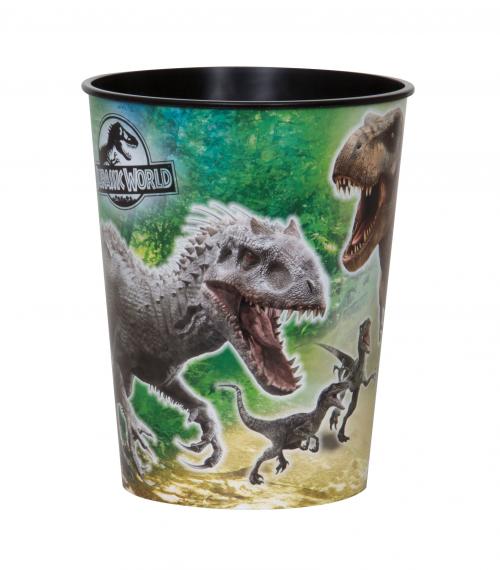 Jurassic World Plastic Cup 16OZ