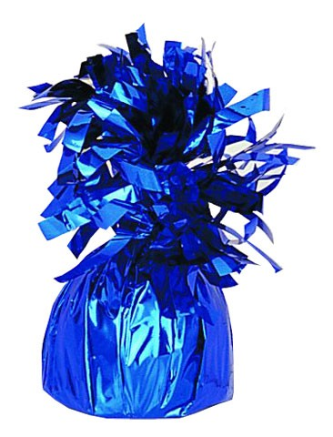 Foil Weight - Royal Blue - (Box of 6)