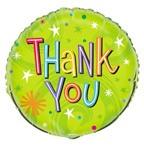 "Thank You - 18"" foil balloon"