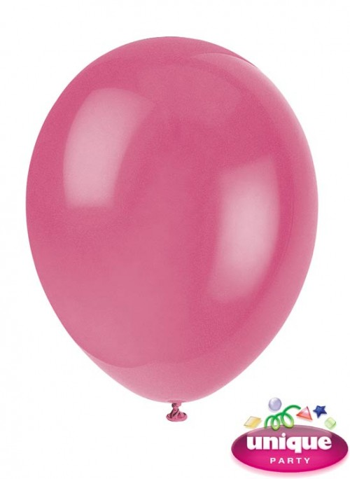 """12"""" Candy Pink Premium-Quality (Bag of 50)"""