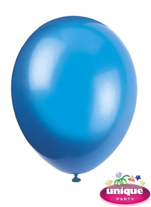 "12"" Navy Blue Premium-Quality Crystal (Bag of 50)"