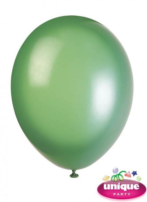 "12"" Hemlock Green Premium-Quality Crystal (Bag of 50)"