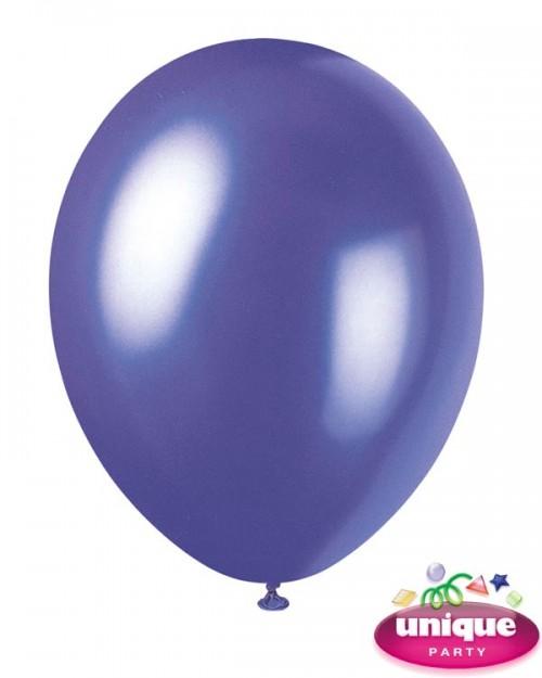 "12"" Electric Purple - Pearlized Premium (Bag of 50)"