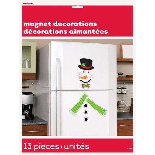 Magnet Decorations 13ct