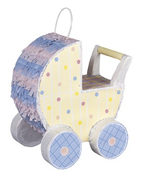 Baby Carriage Pinata