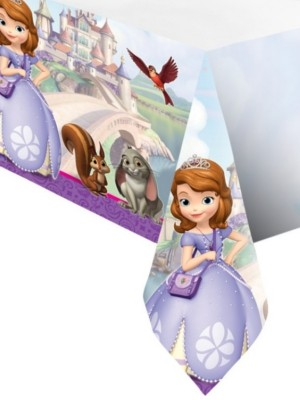 Sofia the First Tablecovers - 120 x 180cm.