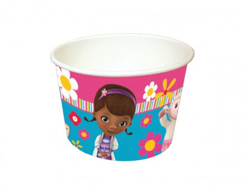 Doc McStuffins Treat Tubs 8CT.