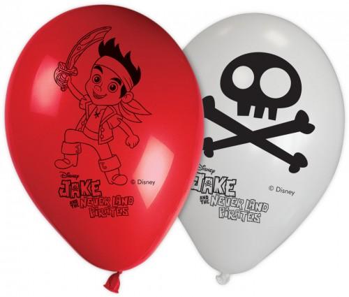 Jake Yo Ho 11'' Printed Balloon 8CT.