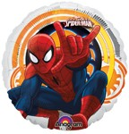 "Spider-Man Ultimate - 9"" Air Inflation Foil Balloon"