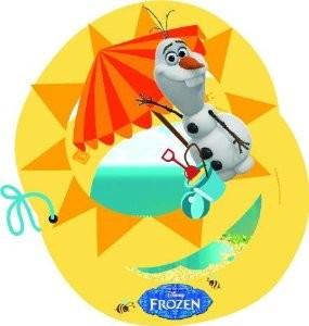 Olaf Invitations 6ct