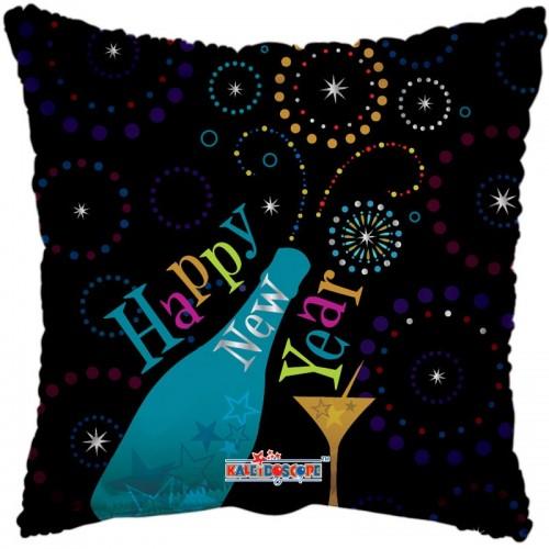 "Happy New Year 18"" Foil Balloon"