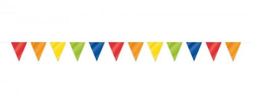 Big Rainbow Flag Banner 32.8ft.