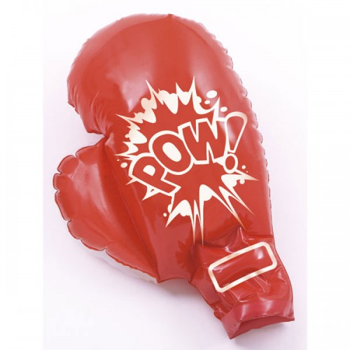 Inflatable Boxing Gloves (One Pair)(18'' Long)